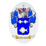 Turbat Oval Ornament