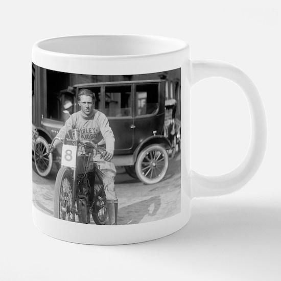 Harley-Davidson Motorcycle Racer Mugs
