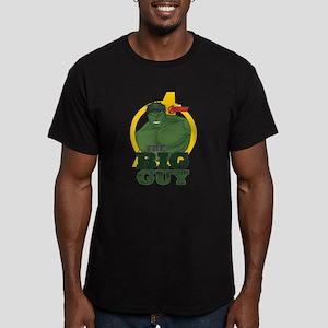 Avengers Hulk The Big Men's Fitted T-Shirt (dark)