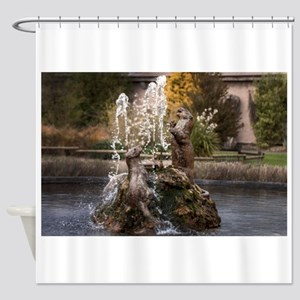 Chester Zoological Gardens Shower Curtain