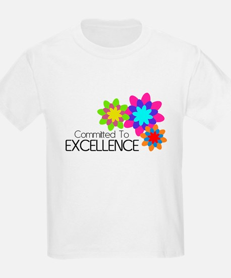 """Committed to Excellence"" T-Shirt"