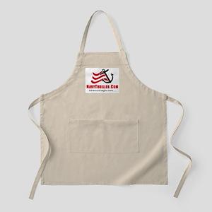 Navy Thriller BBQ Apron