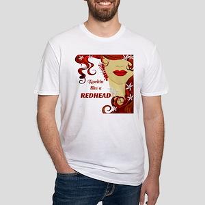 Rockin' Like A Redhead T-Shirt