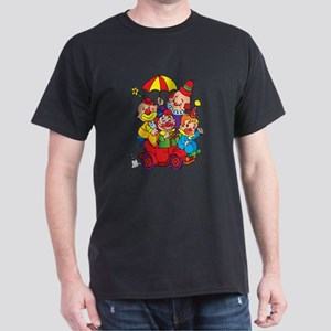 Clown kids in car design T-Shirt