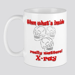 What's Inside Really Matters Mug