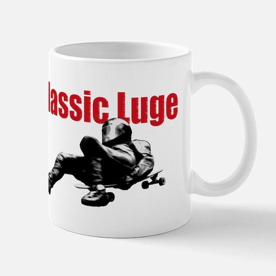Classic Luge Mug