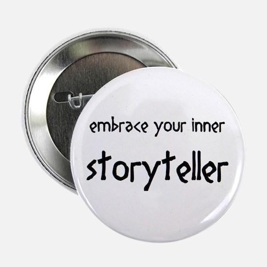 """inner storyteller 2.25"""" Button"""