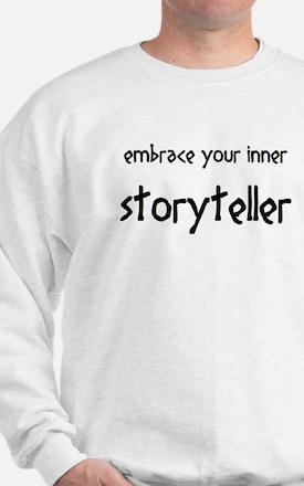 inner storyteller Sweatshirt