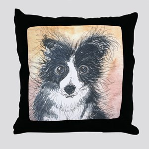 Bad hair day? Throw Pillow