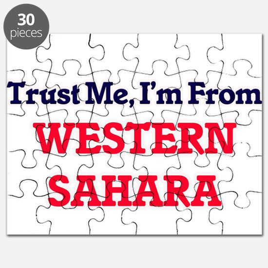 Trust Me, I'm From Western Sahara Puzzle