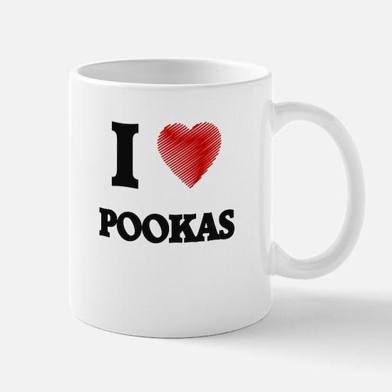 I love Pookas Mugs