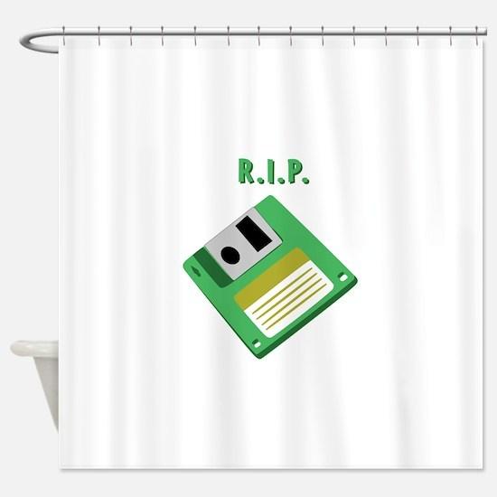 RIP Shower Curtain