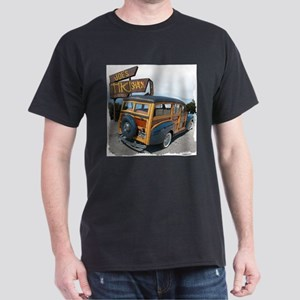 Joe's Tiki Woody Ash Grey T-Shirt