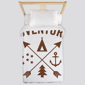 ADVENTURE EVERYWHERE Twin Duvet