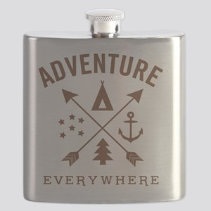 ADVENTURE EVERYWHERE Flask