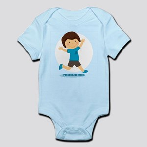 Personalized Gift for Kids Happy B Infant Bodysuit