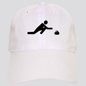 Curling player Cap