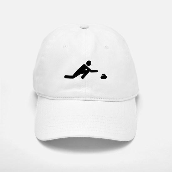 Curling player Baseball Baseball Cap