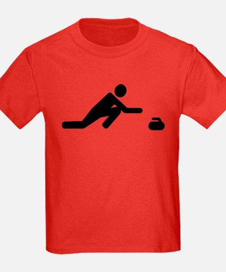 Curling player T