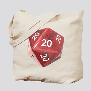 Roll All 20's Tote Bag