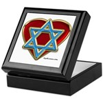 Heart For Israel Keepsake Box