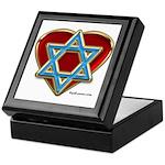 Heart For Israel Keepsake Box