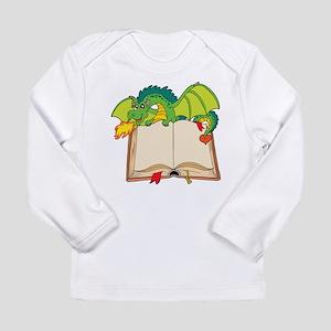 Cute cartoon dragon Long Sleeve T-Shirt