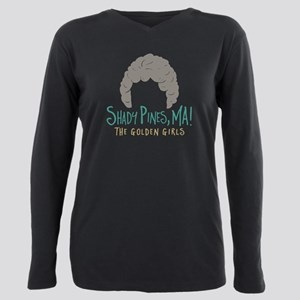 Golden Girls Shady Pines Ma T-Shirt