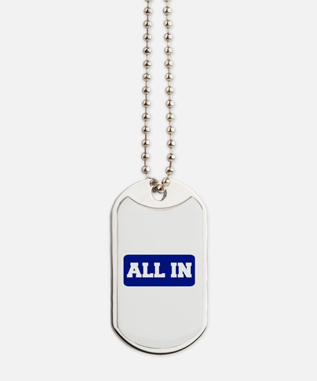 All In Dog Tags