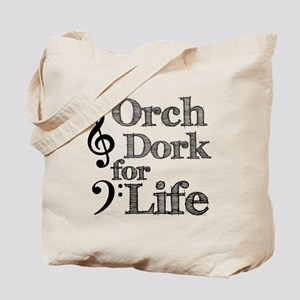 Orch Dork for Life Tote Bag