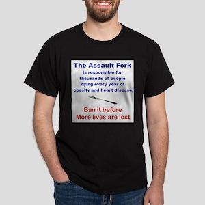 THE ASSAULT FORK T-Shirt