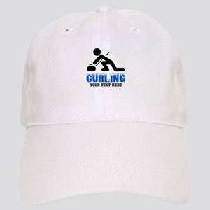 Curling Personalized Cap