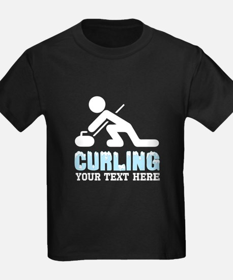 Curling Personalized T