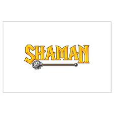 Shaman @ eShirtLabs.Com Large Poster