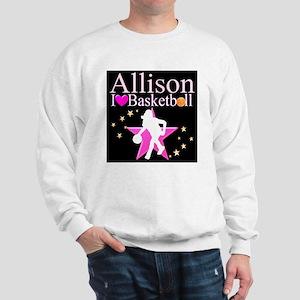 BASKETBALL PLAYER Sweatshirt