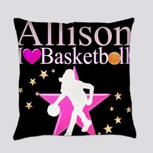 BASKETBALL PLAYER Everyday Pillow
