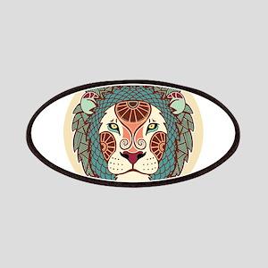 Leo zodiac sign Patch