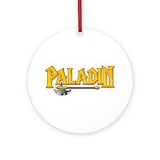 Paladin @ eShirtLabs.Com Ornament (Round)
