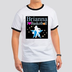 BASKETBALL PLAYER Ringer T