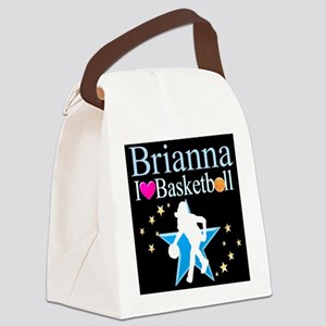 BASKETBALL PLAYER Canvas Lunch Bag