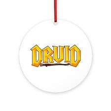Druid @ eShirtLabs.Com Ornament (Round)