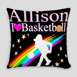 BASKETBALL PLAYER Everyday Pillow