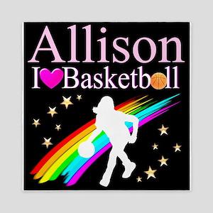 BASKETBALL PLAYER Queen Duvet
