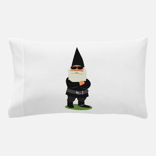 Biker Gnome Pillow Case