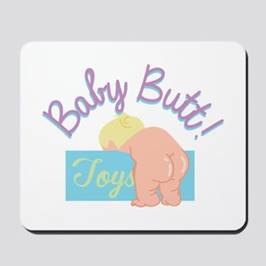 Baby Butt Mousepad