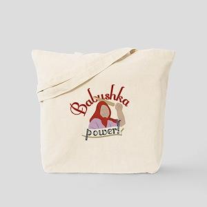 Babushka Power Tote Bag