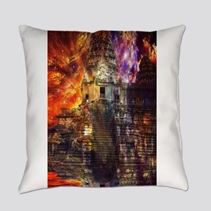 Rise Again Cambodia Everyday Pillow