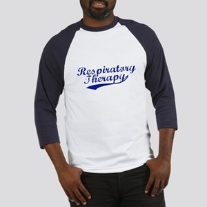Respiratory Therapy Baseball Jersey