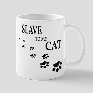 Cat Slave Mugs