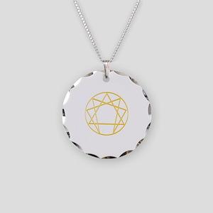 Gurdjieffs Anneagram Necklace